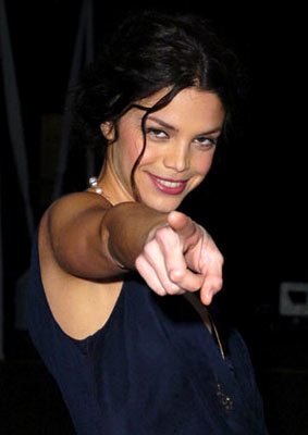 Vanessa Ferlito 31st Annual People's Choice Awards Pasadena, CA - 1/9/05