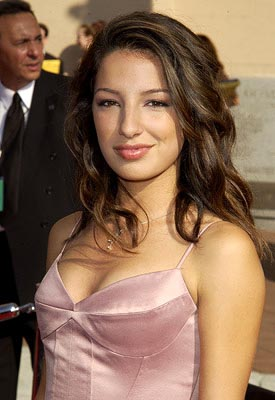 Vanessa Lengies Emmy Creative Arts Awards - 9/13/2003
