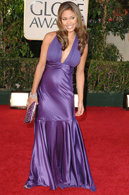 Vanessa Minnillo 63rd Annual Golden Globe Awards - Arrivals Beverly Hills, CA - 1/16/05 Vanessa Minnillo