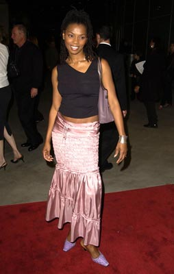 Premiere: Vanessa Williams at the Hollywood premiere of 20th Century Fox's Solaris - 11/19/2002