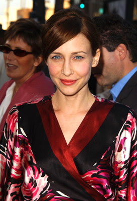 Premiere: Vera Farmiga at the Beverly Hills premiere of Paramount Pictures' The Manchurian Candidate - 7/19/2004
