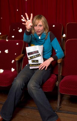 "Vera Farmiga ""Down to the Bone"" - 1/18/2004 Sundance Film Festival"