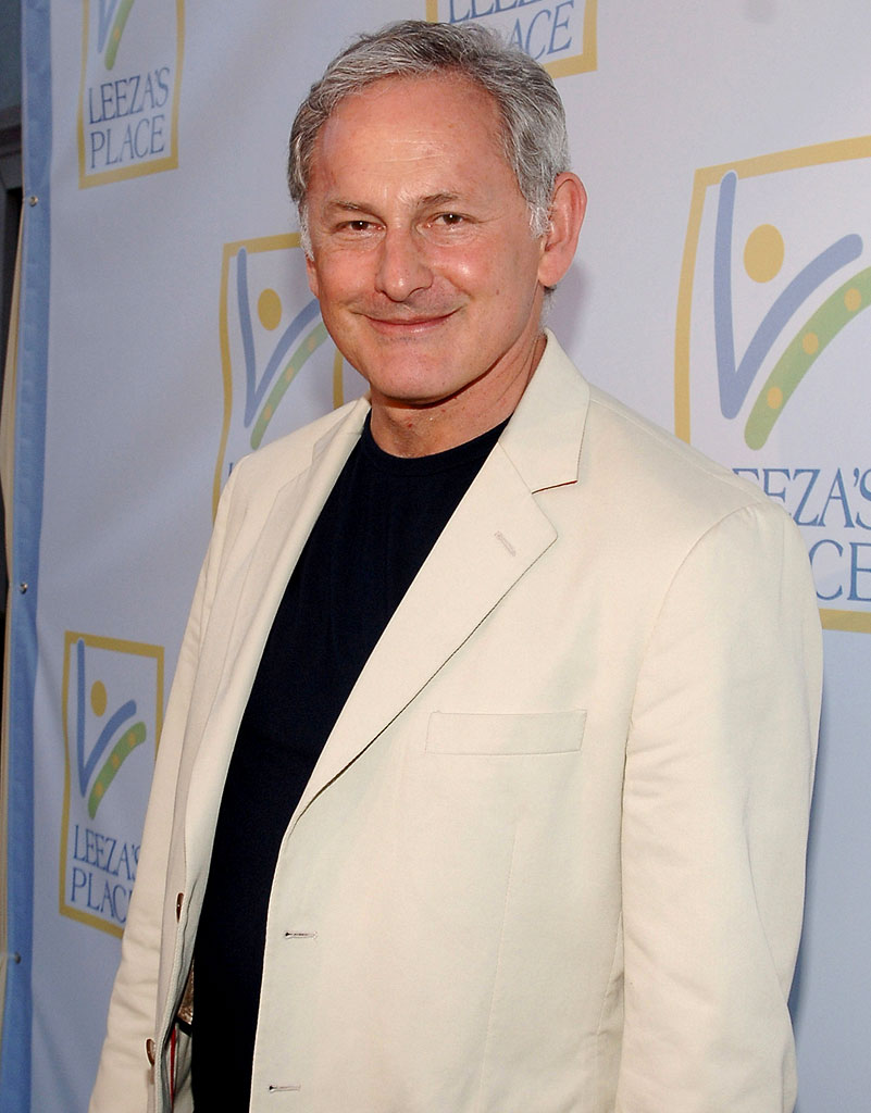 "Victor Garber at the Grand Opening Of The Assistance League ""Leeza's Place"" In Hollywood.  April 21, 2006"