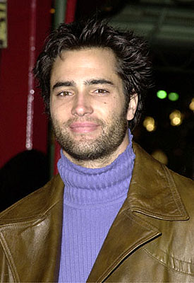 "Premiere: ""Days of Our Lives"" star Victor Webster at the Hollywood premiere of Universal's The Family Man - 12/12/2000"