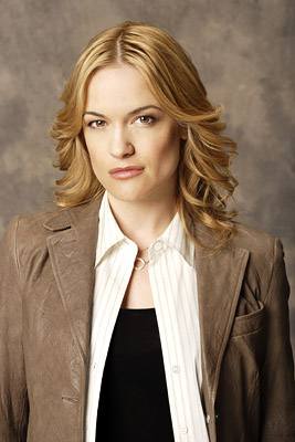 "Victoria Pratt ABC's ""Day Break"""