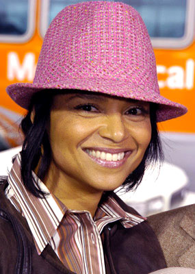 Premiere: Victoria Rowell at the Hollywood premiere of Warner Bros. The Polar Express - 11/7/2004