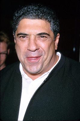 Premiere: Vincent Pastore at the Mann's Bruin Theater premiere of Warner Brothers' Get Carter - 10/4/2000
