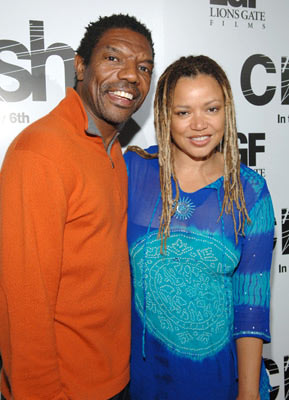 Premiere: Vondie Curtis-Hall and Kasi Lemmons at the Beverly Hills premiere of Lions Gate Films' Crash - 4/26/2005