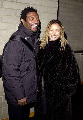 Vondie Curtis Hall and Kasi Lemmons Sundance Film Festival Opening Night Gala 1/18/2001