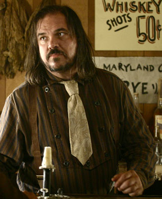 W. Earl Brown HBO's Deadwood