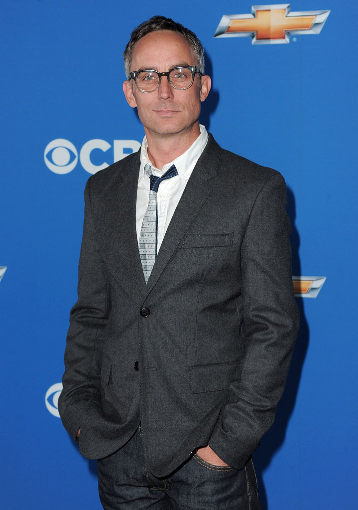 "Wallace Langham of ""CSI"" arrives at the CBS Fall Season Premiere party at The Colony on September 16, 2010, in Los Angeles."