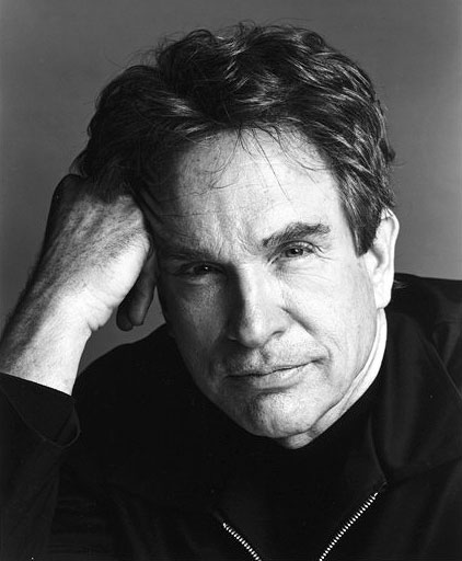 Warren Beatty, Recipient of the Cecil B. DeMille Award for lifetime achievement at The 64th Annual Golden Globe Awards.