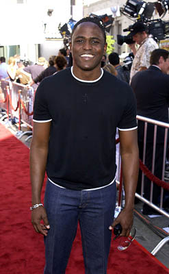 Premiere: Wayne Brady at the LA premiere of 20th Century Fox's Star Wars: Episode II - Attack of the Clones - 5/12/2002