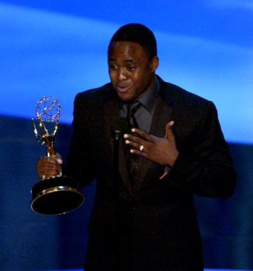 Wayne Brady 55th Annual Emmy Awards - 9/21/2003