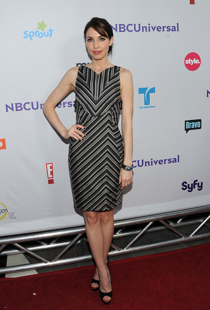 "Whitney Cummings of ""Whitney"" attends the NBC Universal Summer TCA 2011 All-Star Party at the SLS Hotel on August 1, 2011 in Los Angeles, California."