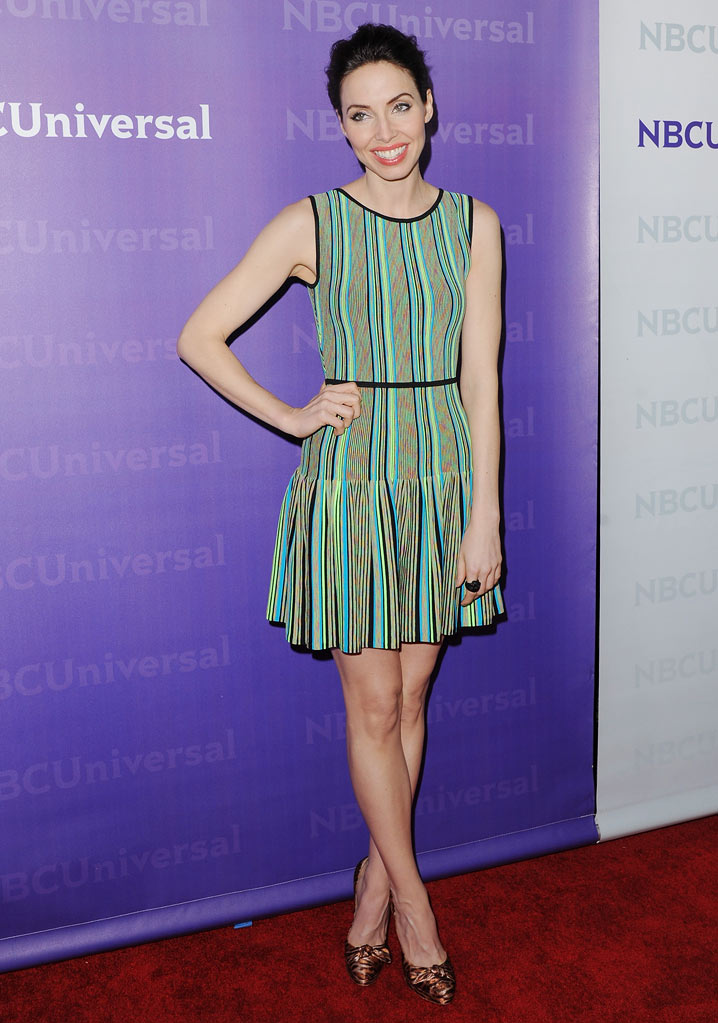 "Whitney Cummings (""Whitney"") attends the 2012 NBC Universal Winter TCA All-Star Party at The Athenaeum on January 6, 2012 in Pasadena, California."