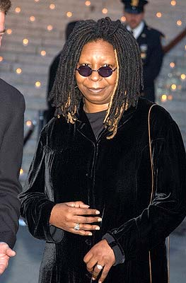 Whoopi Goldberg Tribeca Film Festival, 5/1/2003