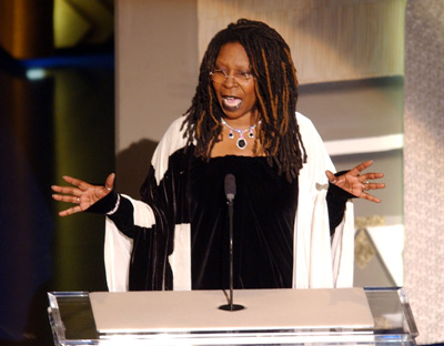 Whoopi Goldberg 74th Academy Awards Hollywood, CA 3/24/2002