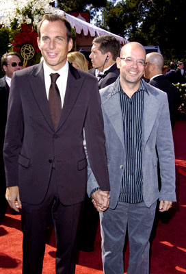 Will Arnett and David Cross 56th Annual Emmy Awards - 9/19/2004