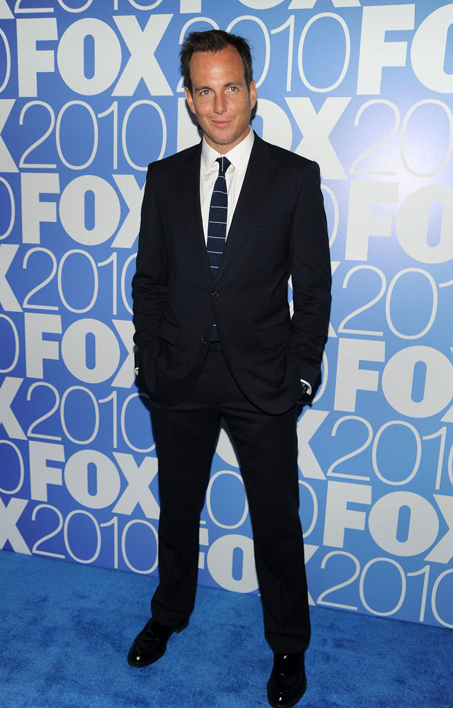 "Will Arnett (""Running Wilde"") attends the 2010 Fox Upfront after party at Wollman Rink, Central Park on May 17, 2010 in New York City."