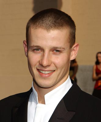 Will Estes Emmy Creative Arts Awards - 9/13/2003