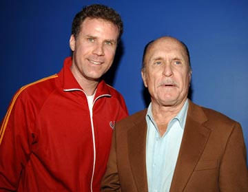 Premiere: Will Ferrell and Robert Duvall at the Universal City premiere of Universal Pictures' Kicking & Screaming - 5/1/2005