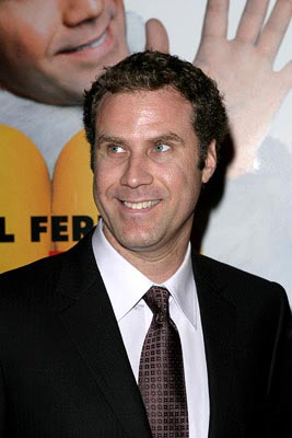 Premiere: Will Ferrell at the New York premiere of New Line's Elf - 11/2/2003