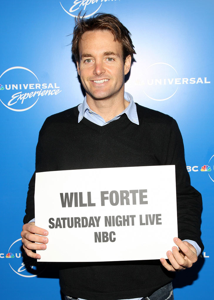 Will Forte attends the NBC Universal Experience at Rockefeller Center on May 12, 2008 in New York City.