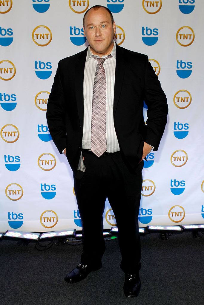 Will Sasso attends the TEN Upfront presentation at Hammerstein Ballroom on May 19, 2010 in New York City.