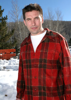 William Baldwin The Squid and the Whale Outdoor Portraits - 1/23/2005 Sundance Film Festival