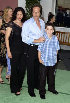 Premiere: William Fichtner and family at the LA premiere of Universal's The Hulk - 6/17/2003
