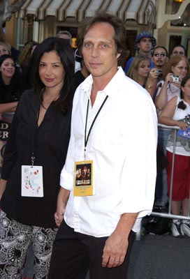 Premiere: William Fichtner at the LA premiere of Walt Disney's Pirates Of The Caribbean: The Curse of the Black Pearl - 6/28/2003