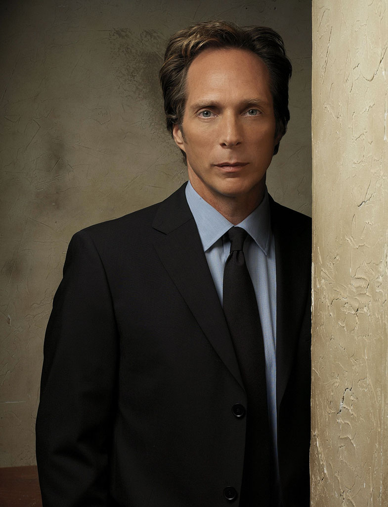 William Fichtner stars as Agent Mahone in Prison Break on FOX.