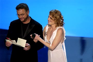 William Petersen, Marg Helgenberger 55th Annual Emmy Awards - 9/21/2003