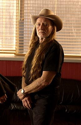 Willie Nelson Monk on USA Network