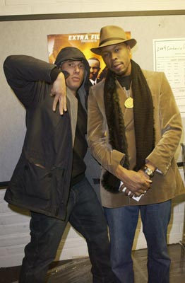 "Roger Guenveur Smith and Wood Harris ""MVP"" - 1/22/2004 Sundance Film Festival"