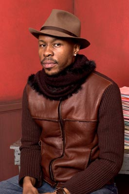 "Wood Harris ""MVP"" - 1/21/2004 Sundance Film Festival"