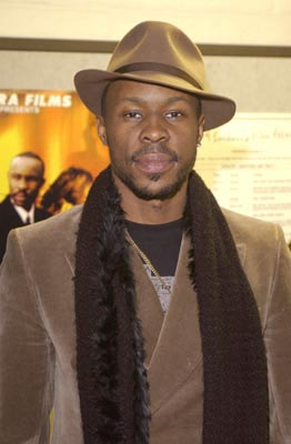 "Wood Harris ""MVP"" - 1/22/2004 Sundance Film Festival"