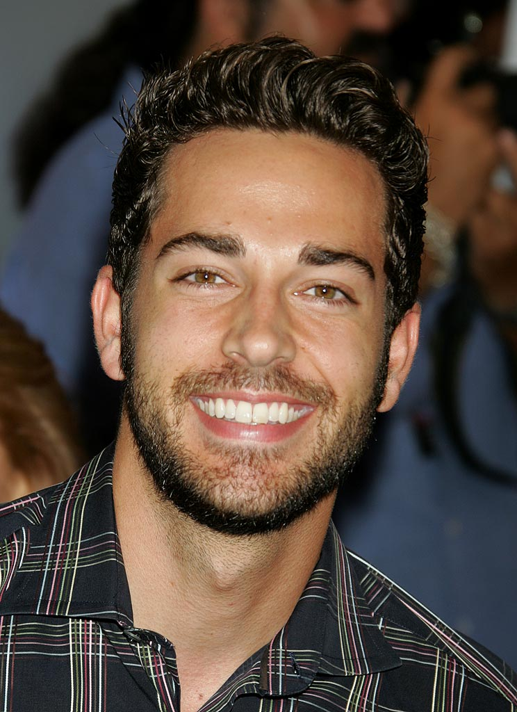"Zachary Levi  makes geek look chic as the leader of the ""Nerd Herd"" at the Buy More electronics store in the action-comedy Chuck  Chuck's life consists of video games, his best friend Morgan, and flirting with cute female customers. All that is turned upside down when he accidentally gets top-level government secrets imprinted into his brain and must face the consequences."