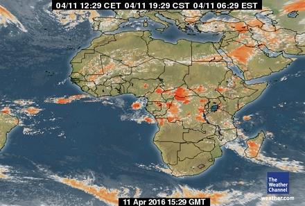 Meteosat Africa