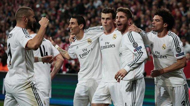 Real Madrid 3-1 Espanyol