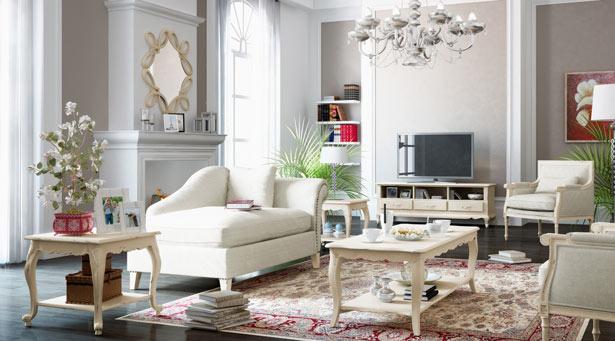 No tires los muebles de la abuela for Muebles salon estilo vintage