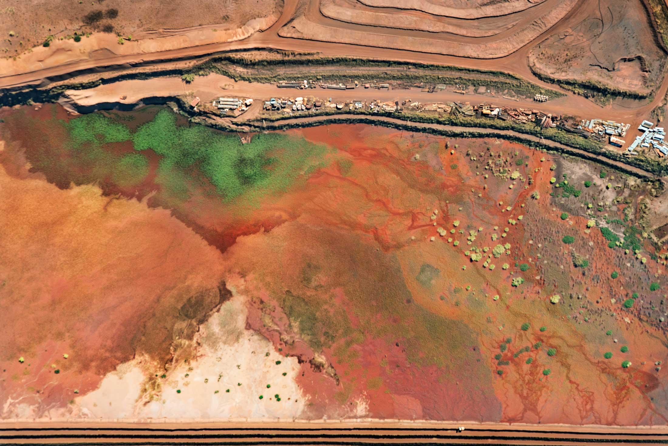 阿根廷将对采矿废物实施监管