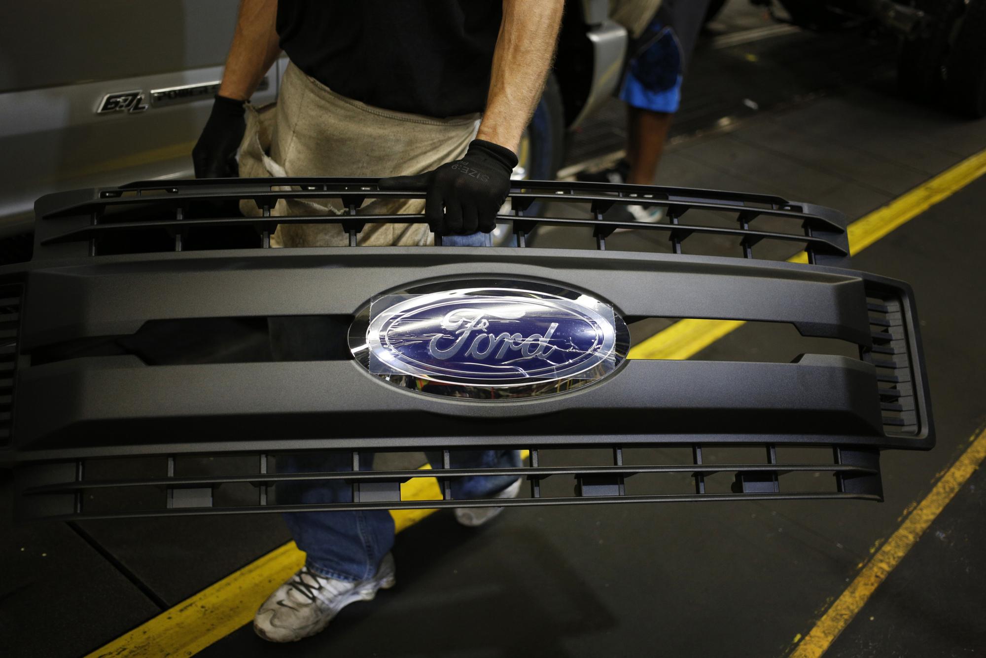 福特将通过续约在德国削减5,000多个工作岗位