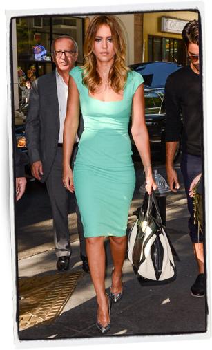 Jessica Alba - Getty Images