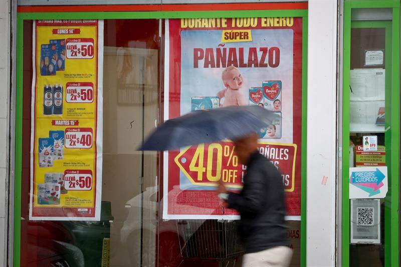 阿根廷的通货膨胀加速,同比攀升至