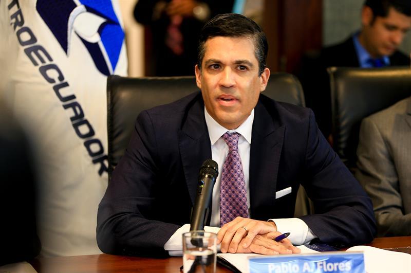 厄瓜多尔的石油销售额增加了12.81亿美元