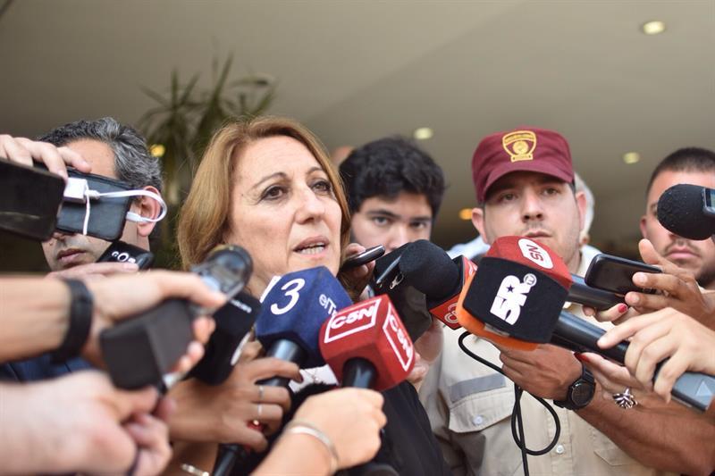 玻利维亚和巴拉圭将迁移阿根廷罗萨