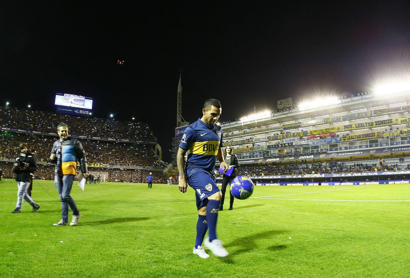 Boca sigue escalando posiciones..7mo en el ranking Mundial!