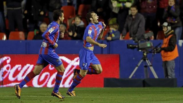 Video: Levante vs Elche